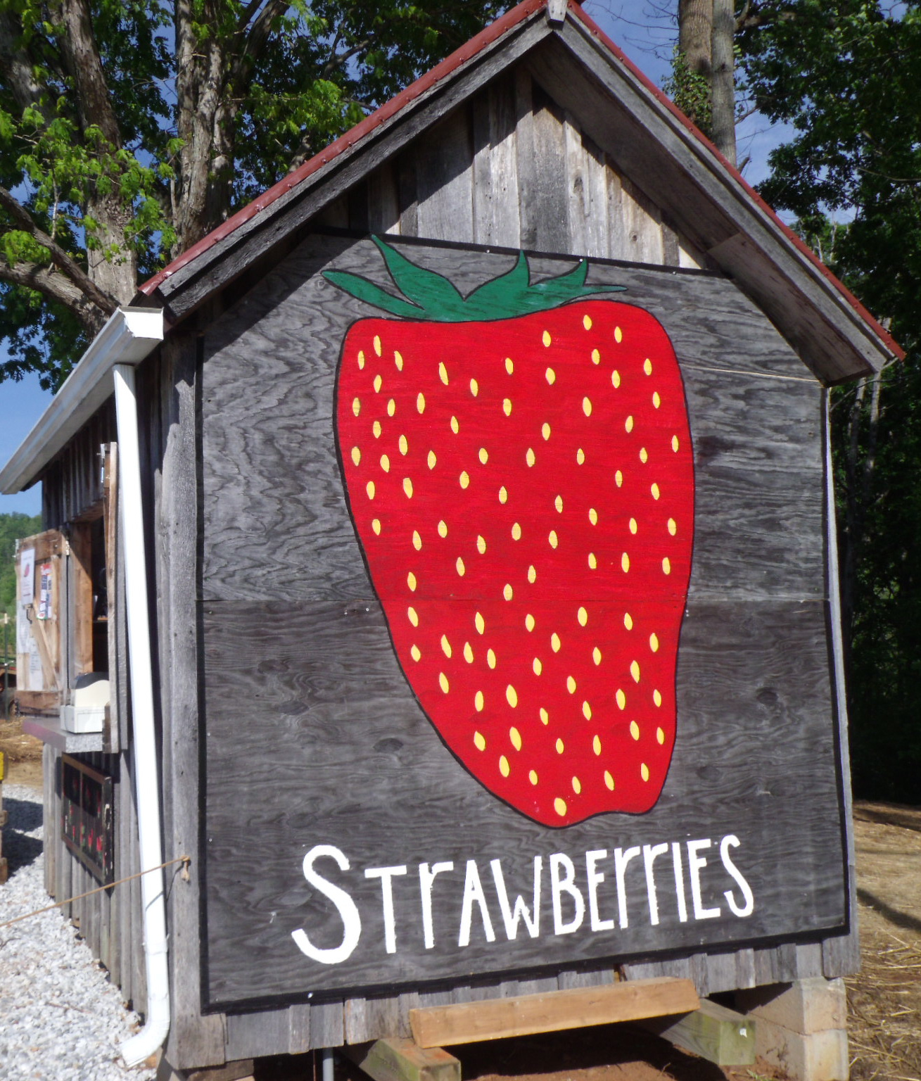 Strawberry Barn